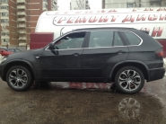 BMW X5 (E70) WSP Italy AURA (Anthracite polished)