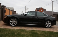 Audi A8 WSP Italy AFRODITE (Silver)