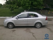 Chevrolet Lacetti WSP Italy VALENCIA (Polished)