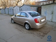 Chevrolet Lacetti WSP Italy ANTALYA (Silver)