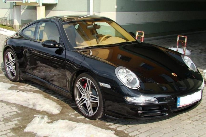 Porsche 911 WSP Italy PHILADELPHIA (Anthracite polished)