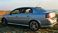 Opel Vectra C WSP Italy MOON (Anthracite Polished)