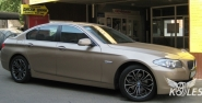 BMW 5-series (F10) WSP Italy VENUS X1 (Anthracite Polished)