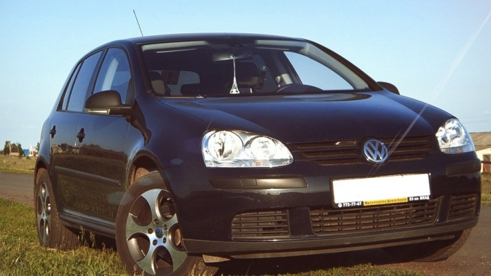 Volkswagen Golf V WSP Italy CIPRUS (Anthracite Polished)