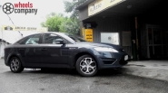 Ford Mondeo WSP Italy MAX - MEXICO (Hyper Silver)
