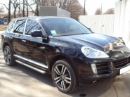 Porsche Cayenne WSP Italy SATURN (Anthracite Polished)