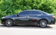 Honda Accord WSP Italy IMPERIA (Anthracite Polished)