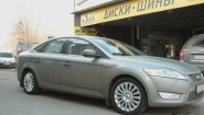 Ford Mondeo WSP Italy ISIDORO (Silver Polished)