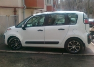 Citroen C3 Picasso WSP Italy NIMES (Glossy Black Polishe)
