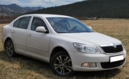 Skoda Octavia WSP Italy HAMAMET (Anthracite Polished)