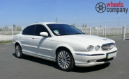 Jaguar X-Type WSP Italy ISIDORO (Silver Polished1)