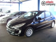 Peugeot 308 WSP Italy LYON (Silver)