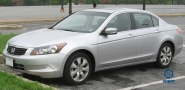 Honda Accord WSP Italy HAMADA / Accord (Silver)