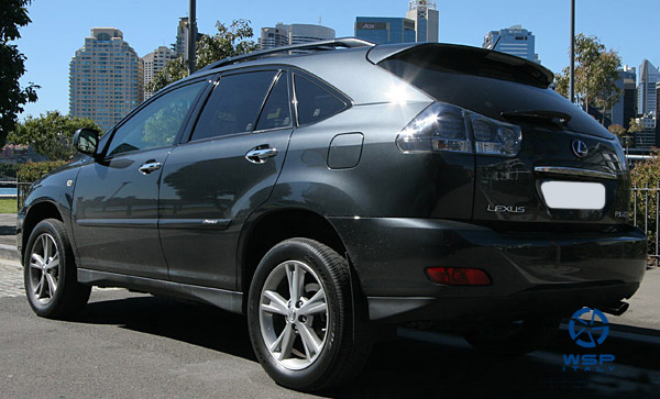 Lexus RX270 WSP Italy CHICAGO (Anthracite)