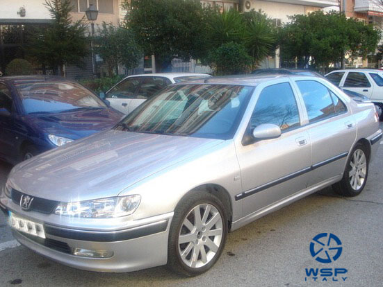 Peugeot 406 WSP Italy LYON (Silver)