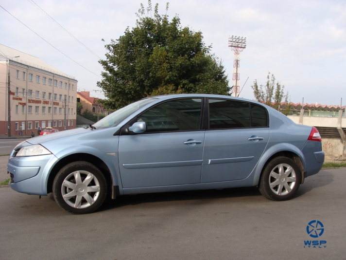 Renault Megane WSP Italy ORLEANS (Silver)