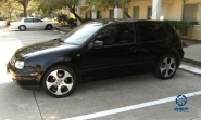 Volkswagen Golf IV WSP Italy CIPRUS (Polished)