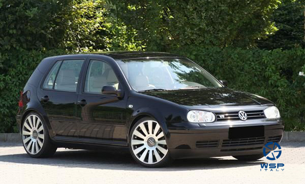 Volkswagen Golf IV WSP Italy A8 RAMSES (Polished)