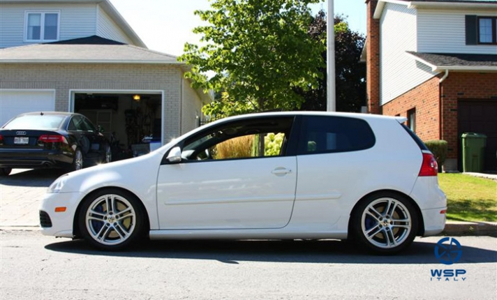 Volkswagen Golf IV WSP Italy PAUL (Polished)