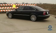 Volkswagen Passat WSP Italy A8 RAMSES (Polished)