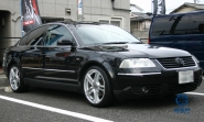 Volkswagen Passat WSP Italy PAUL (Polished)