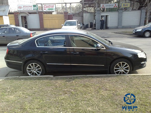 Volkswagen Passat WSP Italy EOS Riace (Polished)