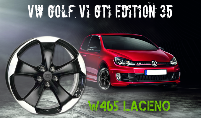 Реплика VW Golf W465 Laceno